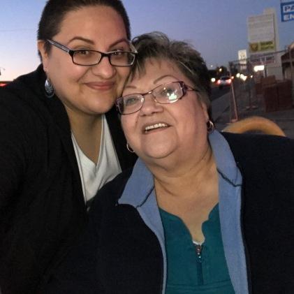 Me & My Momma